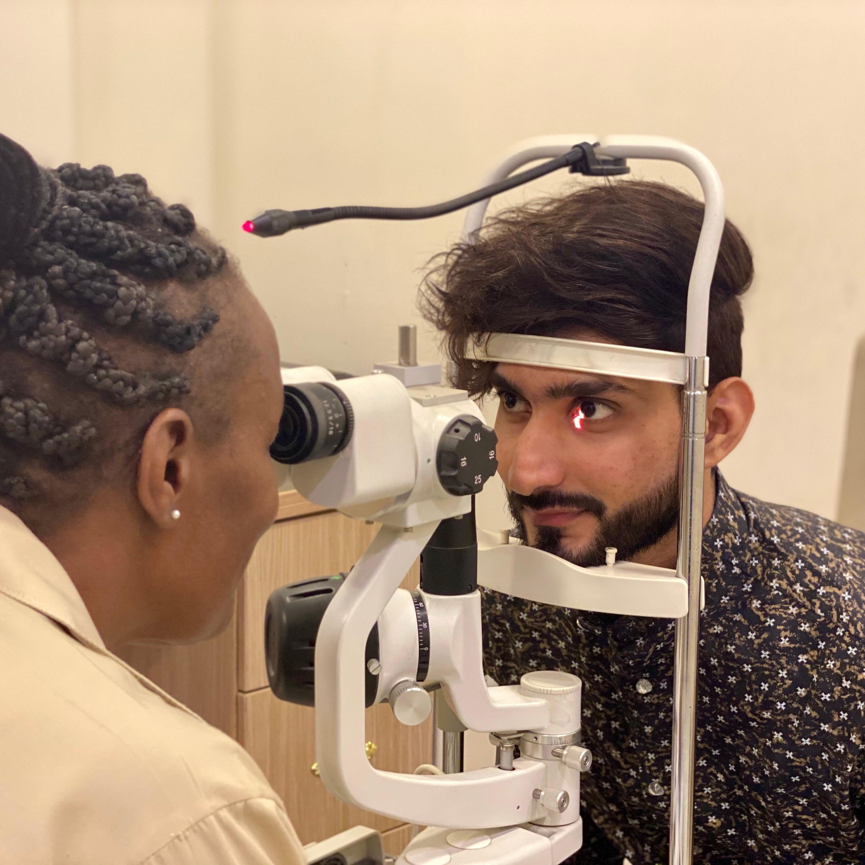 Comprehensive Eyetest