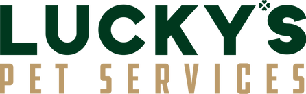 luckyspetservices.com Logo