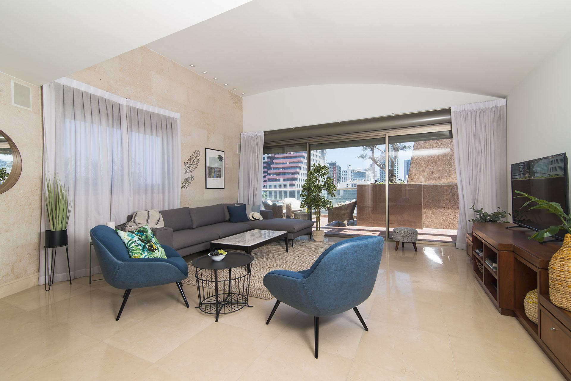 Yona Hanavi 14 Penthouse - Tel Aviv