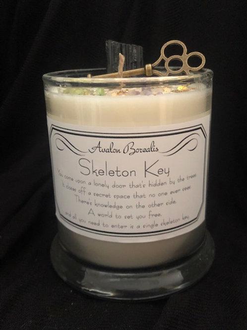 Skeleton Key Candle by Avalon Borealis
