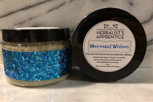 Mermaid Wishes Sugar Scrub