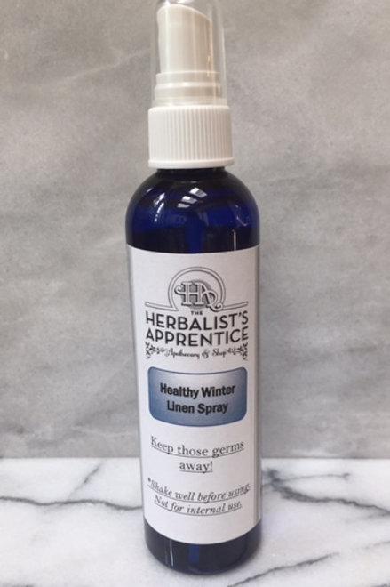 Healthy Winter Linen Spray