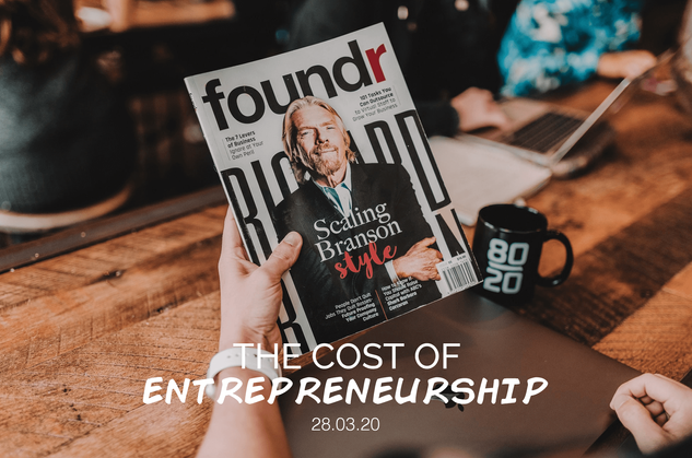 The Cost of Entrepreneurship