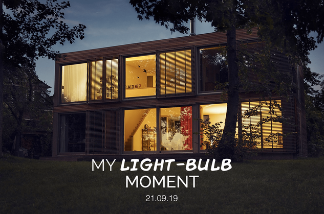 My Light-Bulb Moment