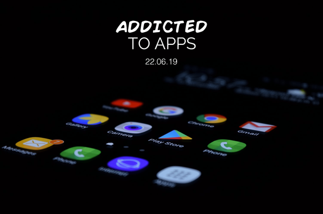Addicted to Apps