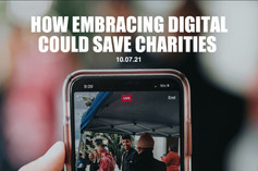 How Embracing Digital Could Save Charities