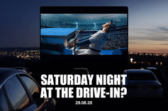 Saturday Night at the Drive-In?