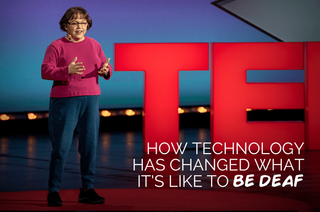 How Technology Changed What It's Like to Be Deaf