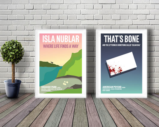 Posters: Reimagined