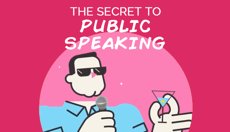 The Secret to Public Speaking