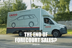 The End of Forecourt Sales?