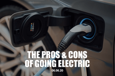 The Pros & Cons of Going Electric