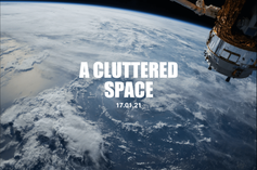 A Cluttered Space