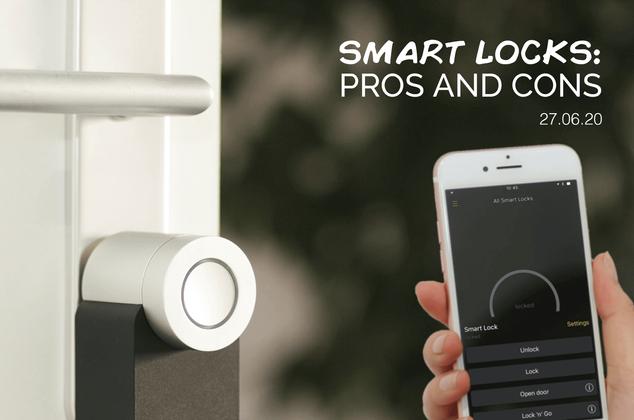 Smart Locks: Pros & Cons