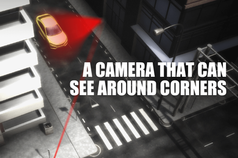 A Camera That Can See Around Corners