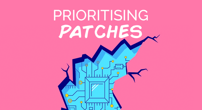 Prioritising Patches