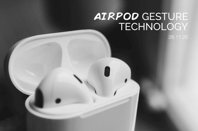AirPod Gesture Tech