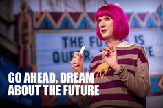 Go Ahead, Dream About the Future
