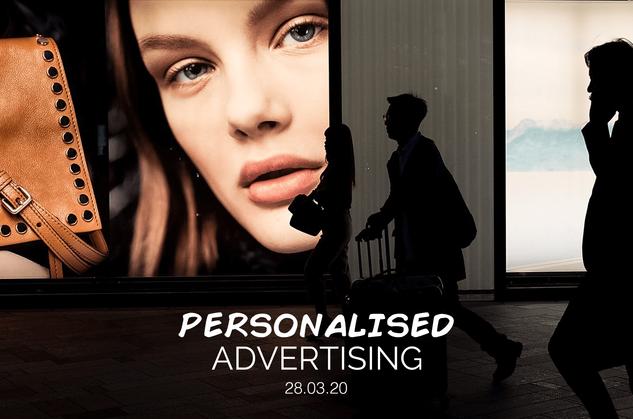 Personalised Advertising