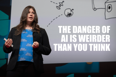 The Danger of AI is Weirder Than You Think
