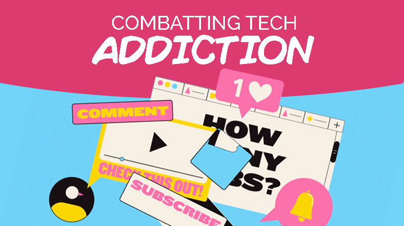 Combatting Tech Addiction