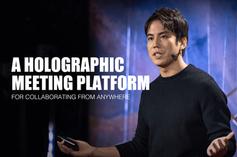 A Holographic Meeting Platform