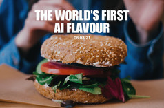 The World's First AI Flavour