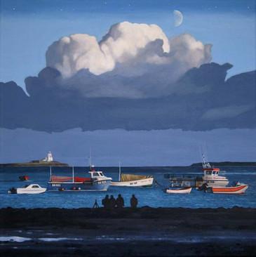 Boats at Boulmer