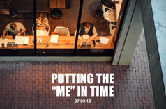 """Putting the """"Me"""" in Time"""