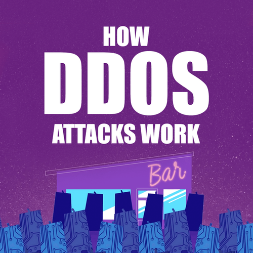 How DDOS Attacks Work