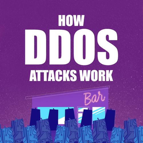 How DDOS Attacks Work