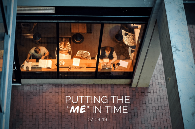"Putting the ""Me"" in Time"
