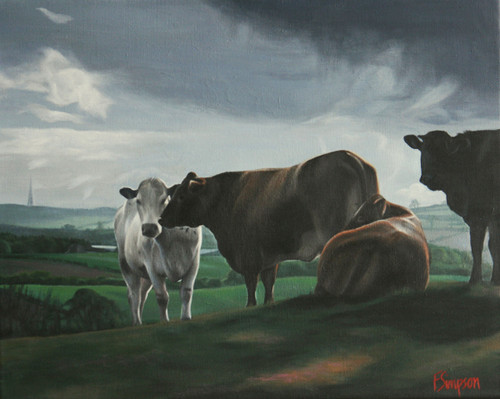 The Cow Field