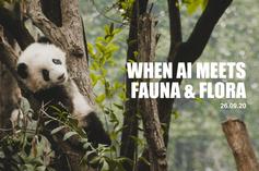 When AI Meets Fauna & Flora