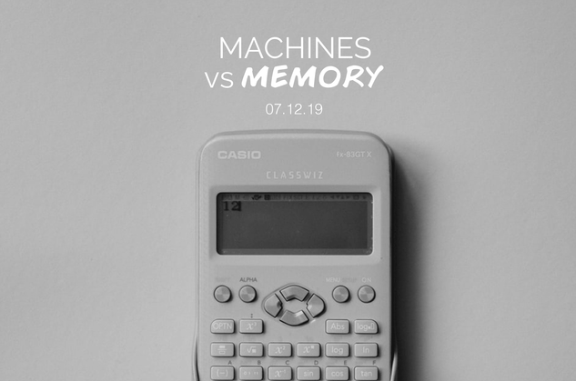 Machines vs Memory
