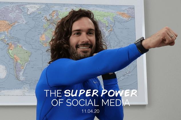 The Super Power of Social Media