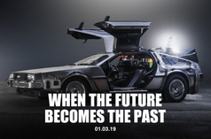 """When the """"Future"""" Becomes the Past"""