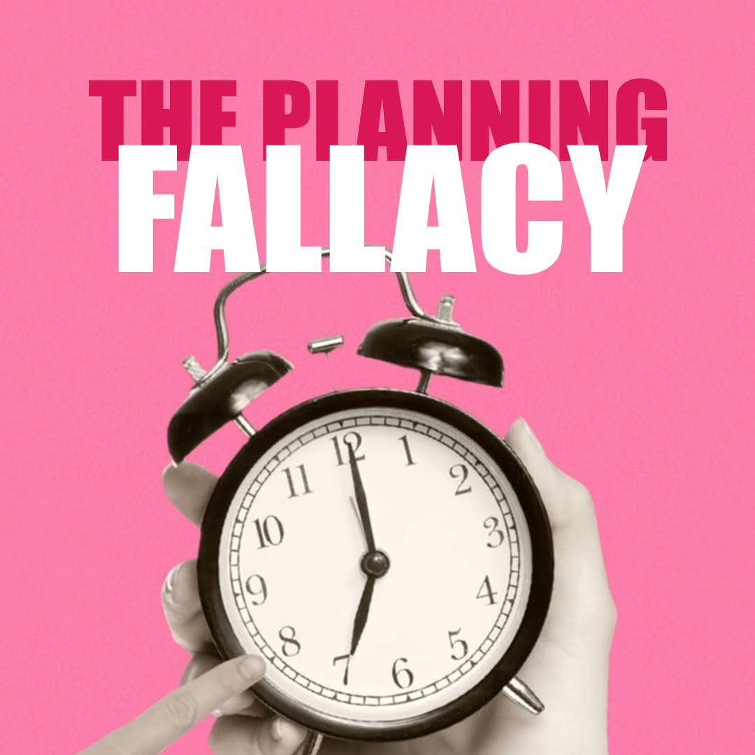 The Planning Fallacy