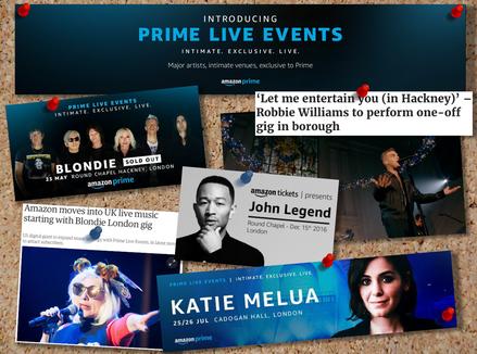 Prime Live Events