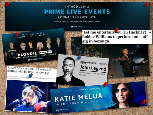Prime Live Events