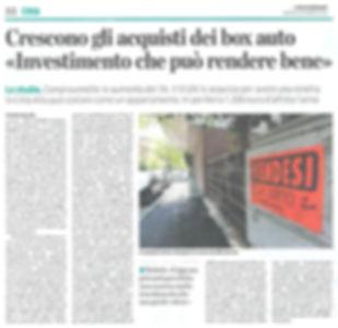 L'Eco di Bergamo del 25/02/2020