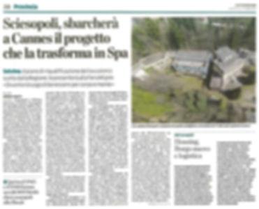 L'Eco di Bergamo del 06/10/2019