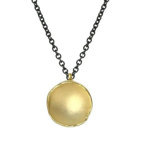Gold Drop Pendant