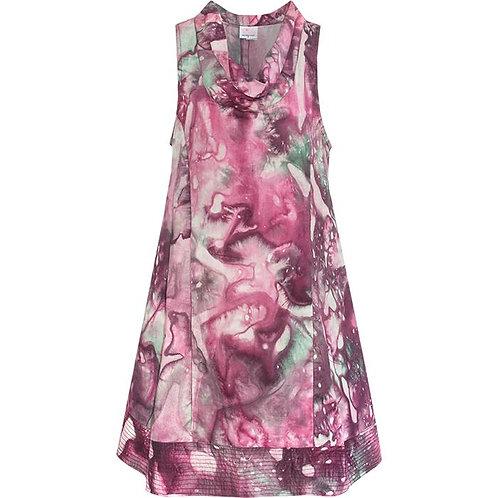 Rose Watercolor Dress