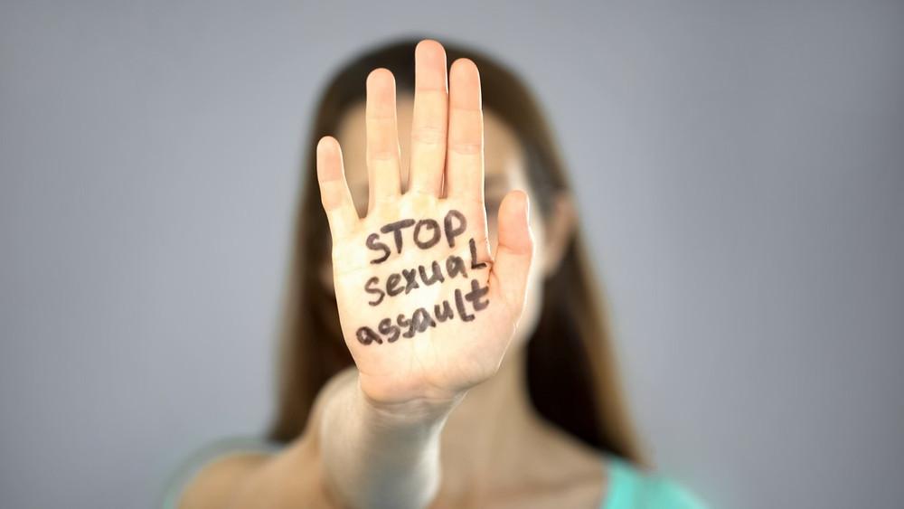 καμπάνια κατά σεξουαλικής κακοποίησης