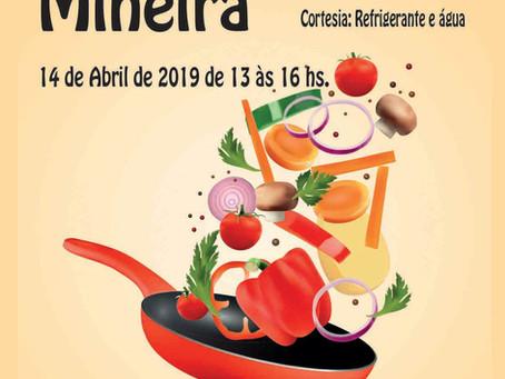 Gastronomia e caridade: 2ª Paella Mineira do Jardim das Borboletas