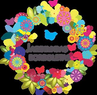 LOGOMARCA JARDIM DAS BORBOLETAS