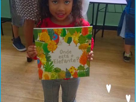 Primeira Feira Literária do Projeto Creche Casulo – Oferecendo novas oportunidades de aprendizado