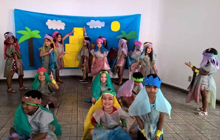 Turma Flex: Dança Egípcia