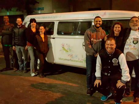 Projeto Metamorfoseando leva assistência e dignidade às pessoas em situação de rua de BH